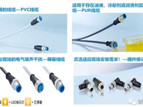 SICK线缆选型 SO EASY!