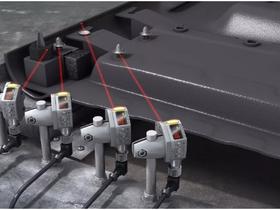 【传感器的应用】Banner邦纳Q4X激光测距传感器的应用选型分析